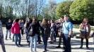 Licealiści z Kołaczyc w Warszawie