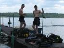 Nasi strzelcy na kursie nurkowania i ratownictwa wodnego.-1