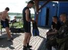Nasi strzelcy na kursie nurkowania i ratownictwa wodnego.-5