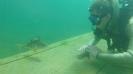 Nasi strzelcy na kursie nurkowania i ratownictwa wodnego.
