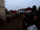 Próbna ewakuacja szkoły-7