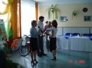 Stypendium Bene Meritus dla Ani Zawilińskiej 2006 r.