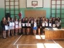 Uroczyste zakończenie Roku Szkolnego 2013/2014