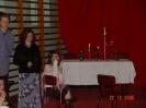 Wigilia w szkole 2005 r.