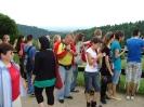 Wizyta gości z Wegier z zaprzyjaźnionej Szkoły Tańca w Sarosatok
