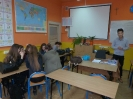 Wolontariusze z zagranicy w naszej szkole