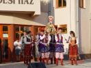 Wyjazd zespołu tanecznego na Węgry 2004 r.