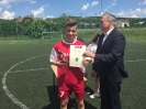 X Wiosenny Turniej Piłki Nożnej o Puchar Dyrektora LO w Kołaczycach