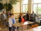 Absolwenci odwiedzili naszą szkołę