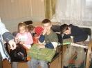 Członkowie Szkolnego Koła Caritas w Domu Spokojnej Startości 2006 r.