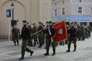Przysięga strzelecka młodzieży z Kołaczyckiego Liceum-11