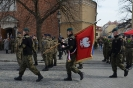 Przysięga strzelecka młodzieży z Kołaczyckiego Liceum-13