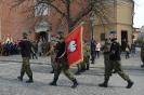 Przysięga strzelecka młodzieży z Kołaczyckiego Liceum-14