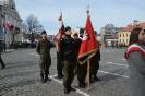 Przysięga strzelecka młodzieży z Kołaczyckiego Liceum-15
