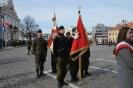 Przysięga strzelecka młodzieży z Kołaczyckiego Liceum-16
