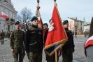 Przysięga strzelecka młodzieży z Kołaczyckiego Liceum-17