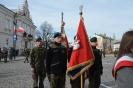 Przysięga strzelecka młodzieży z Kołaczyckiego Liceum-18