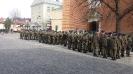 Przysięga strzelecka młodzieży z Kołaczyckiego Liceum-1