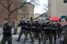Przysięga strzelecka młodzieży z Kołaczyckiego Liceum-20