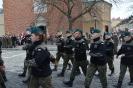 Przysięga strzelecka młodzieży z Kołaczyckiego Liceum-21