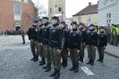 Przysięga strzelecka młodzieży z Kołaczyckiego Liceum-23