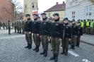 Przysięga strzelecka młodzieży z Kołaczyckiego Liceum-24