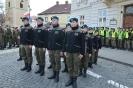 Przysięga strzelecka młodzieży z Kołaczyckiego Liceum-25