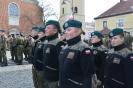 Przysięga strzelecka młodzieży z Kołaczyckiego Liceum-26