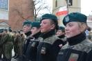 Przysięga strzelecka młodzieży z Kołaczyckiego Liceum-27
