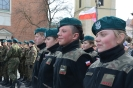 Przysięga strzelecka młodzieży z Kołaczyckiego Liceum-28