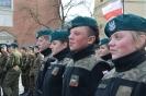 Przysięga strzelecka młodzieży z Kołaczyckiego Liceum-29