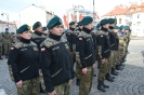 Przysięga strzelecka młodzieży z Kołaczyckiego Liceum-31