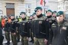 Przysięga strzelecka młodzieży z Kołaczyckiego Liceum-34