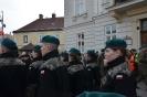 Przysięga strzelecka młodzieży z Kołaczyckiego Liceum-37