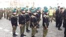 Przysięga strzelecka młodzieży z Kołaczyckiego Liceum-3