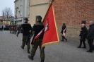 Przysięga strzelecka młodzieży z Kołaczyckiego Liceum-54