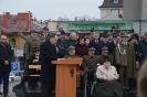 Przysięga strzelecka młodzieży z Kołaczyckiego Liceum-61