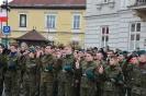Przysięga strzelecka młodzieży z Kołaczyckiego Liceum-62