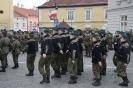 Przysięga strzelecka młodzieży z Kołaczyckiego Liceum-67