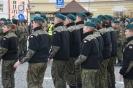 Przysięga strzelecka młodzieży z Kołaczyckiego Liceum-69
