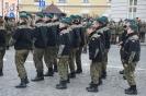 Przysięga strzelecka młodzieży z Kołaczyckiego Liceum-70