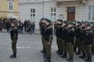 Przysięga strzelecka młodzieży z Kołaczyckiego Liceum-72