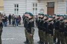 Przysięga strzelecka młodzieży z Kołaczyckiego Liceum-73