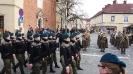 Przysięga strzelecka młodzieży z Kołaczyckiego Liceum-7