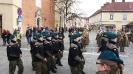 Przysięga strzelecka młodzieży z Kołaczyckiego Liceum-8