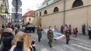 Przysięga strzelecka młodzieży z Kołaczyckiego Liceum-9