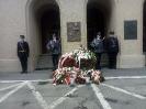 Uroczystości odsłonięcia tablicy upamiętniającej nowego patrona Komendy Wojewódzkiej Policji w Rzeszowie