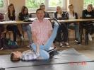 Warsztatowe zajęcia z fizjoterapii