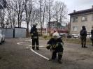 Ćwiczenia strażackie klasy 1-1