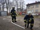 Ćwiczenia strażackie klasy 1-2